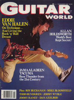 Guitar World Nov 1982