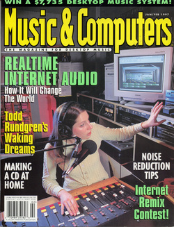 Music & Computers Jan Feb 97