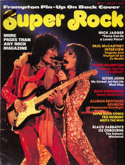 Super Rock June 1977