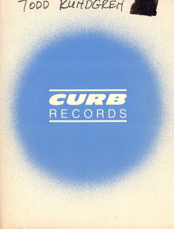 Curb Records Todd